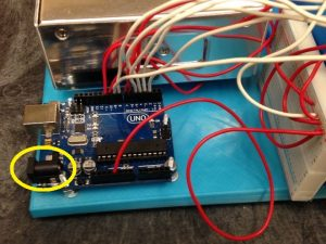 ArduinoWallCircle