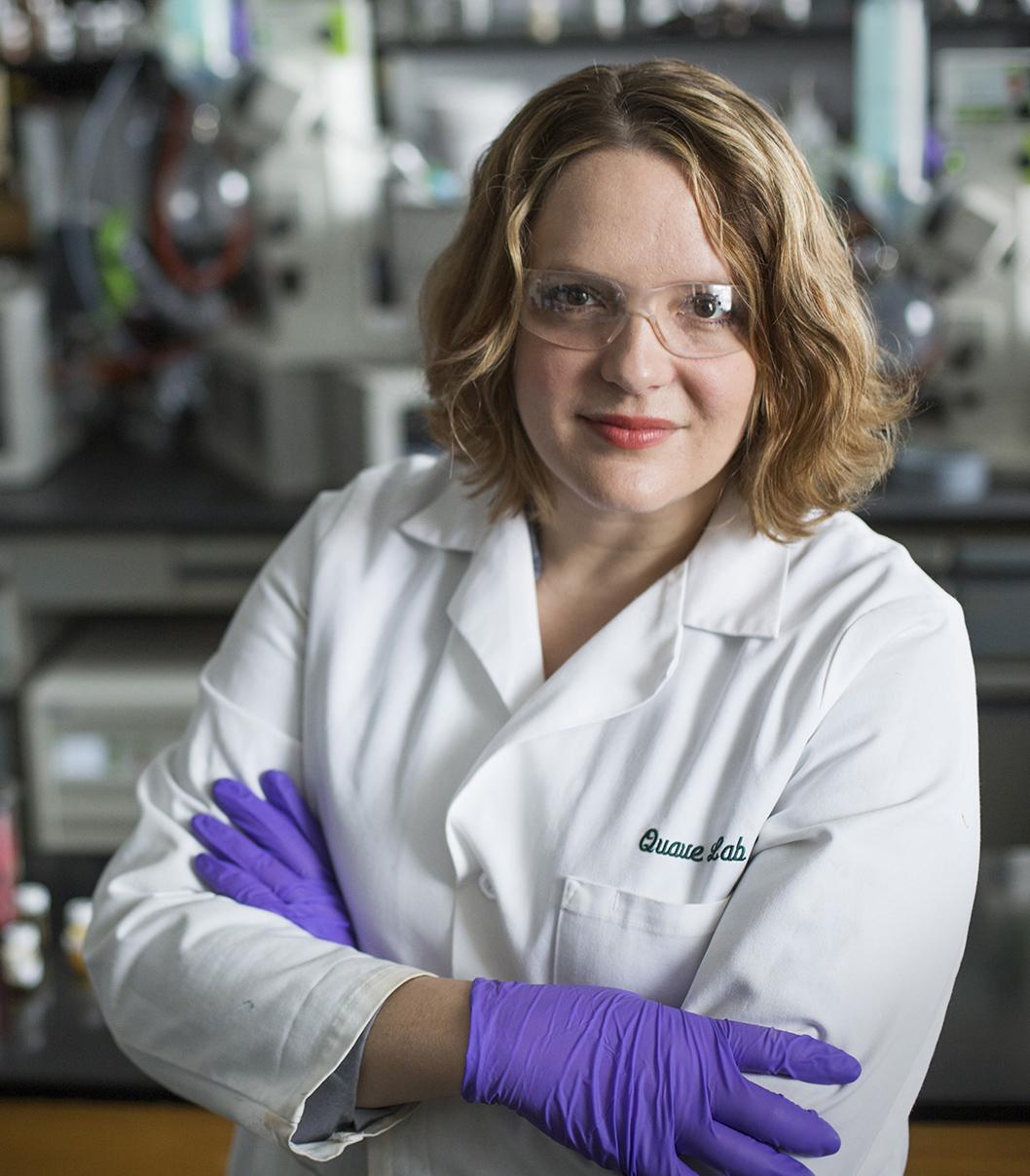 Cassandra Quave, Ph.D.