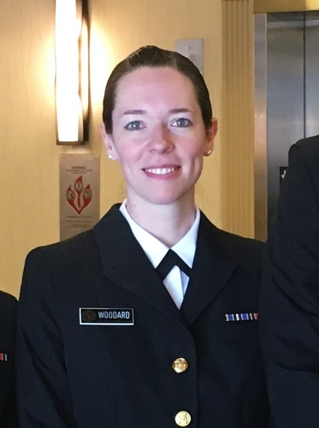 LT Lauren E. Woodard, Ph.D.