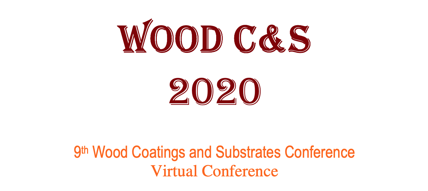 9th Wood Coatings and Substrates Virtual Conference
