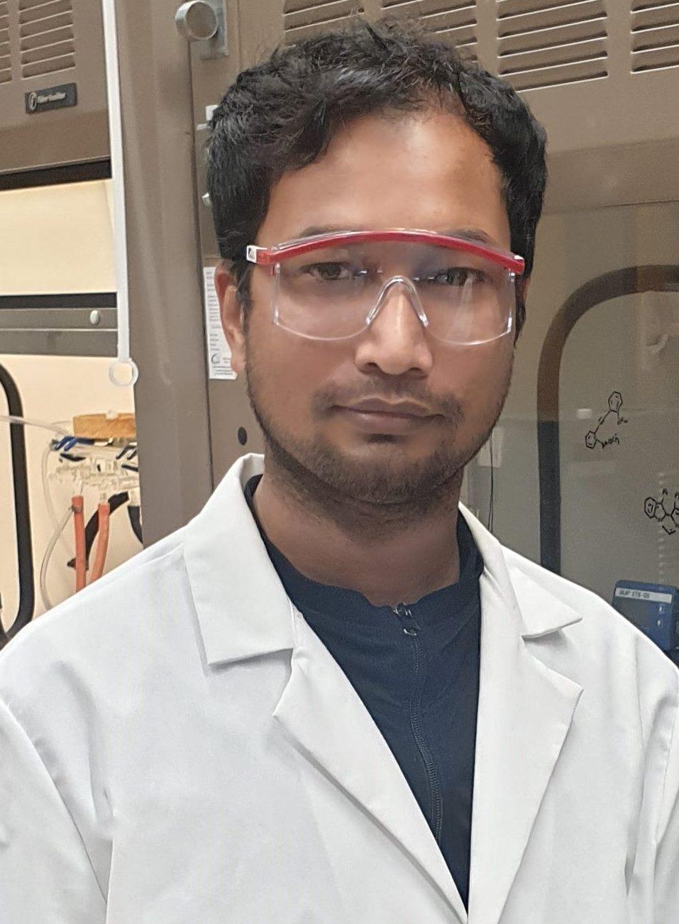 Khyarul Alam, Ph.D.